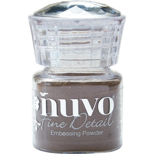 Nuvo - Fine Detail Embossing Powder - Copper Blush