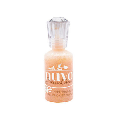 Nuvo Crystal Glitter Drops - Summer Sunrise