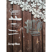 ScrapMan - Dies - Christmas Fun Set