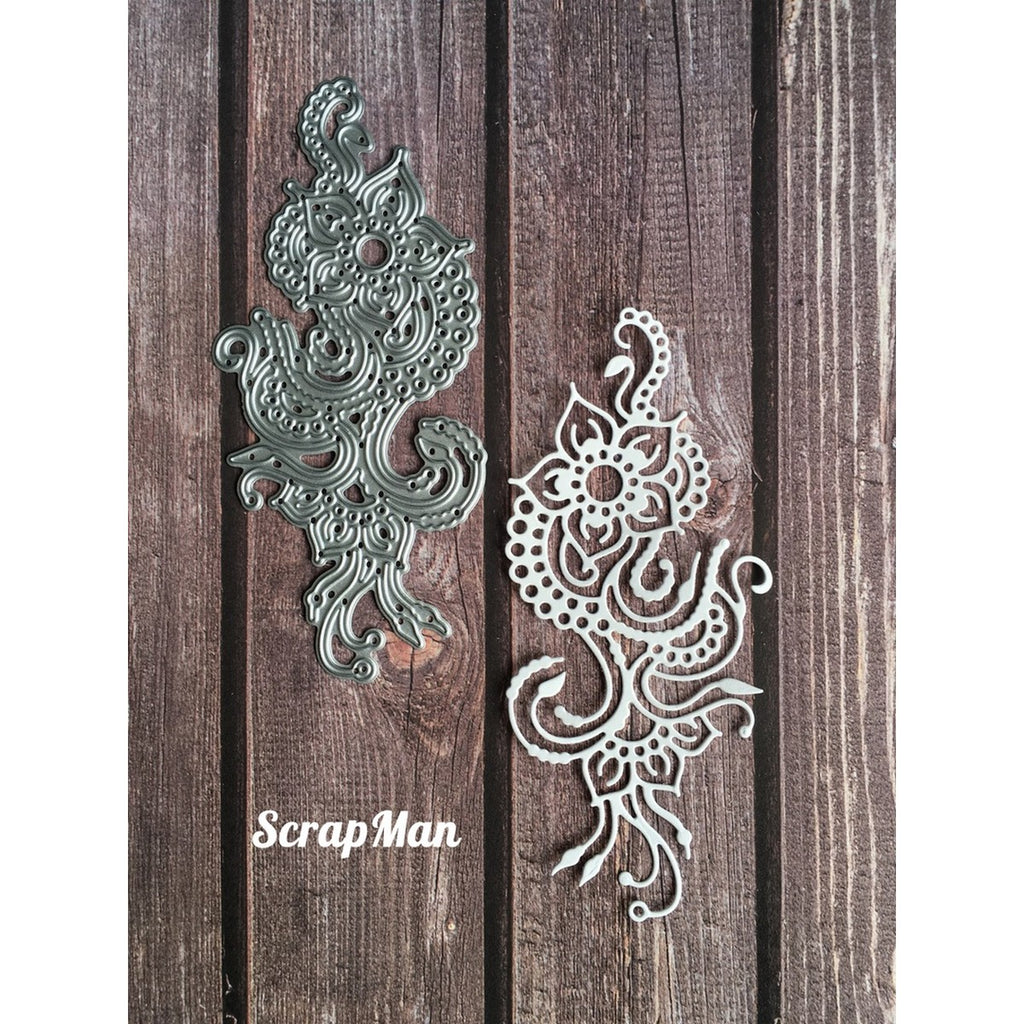 ScrapMan - Dies - Ethnic Ornament 3