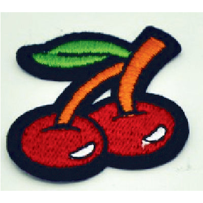 Patch / Applique - Sew / Iron - Cherries