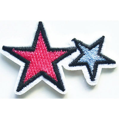 Patch / Applique - Sew / Iron - Stars