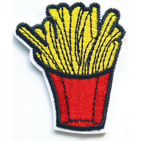 Patch / Applique - Sew / Iron - French Fries