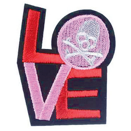 Patch / Applique - Sew / Iron - Stacked Love