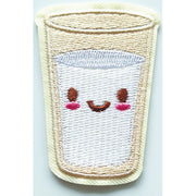 Patch / Applique - Sew / Iron - Milk Cup