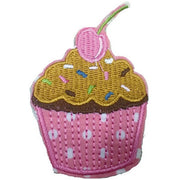 Patch / Applique - Sew / Iron - Little Cupcake