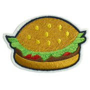 Patch / Applique - Sew / Iron - Hamburger