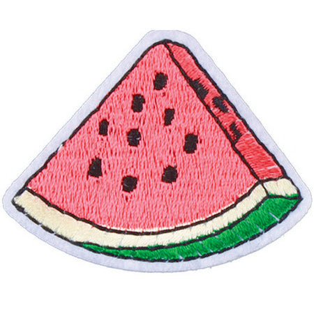 Patch / Applique - Sew / Iron - Watermelon Slice