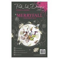 Pink Ink Designs A5 Clear Stamp Set - Merryfall Hobgoblin 2