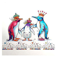 Pink Ink Designs Clear Stamp - We Three Kings