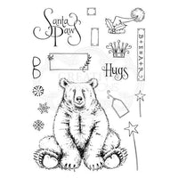 Pink Ink Designs Clear Stamp - Bear Hugs