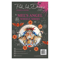 Pink Ink Designs Clear Stamp - Mel's Angel