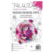 Pink Ink Designs - Stamps - Midsummer Owl