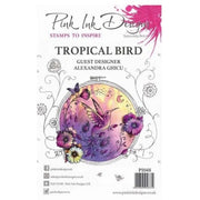 Pink Ink Designs - Stamps - Tropical Bird