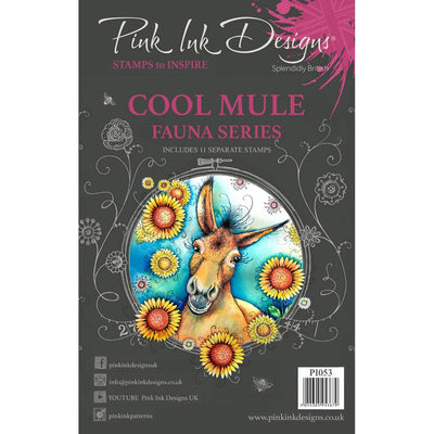Pink Ink Designs - Stamps - Cool Mule