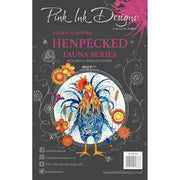 Pink Ink Designs - Stamps - Henpecked