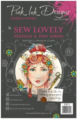 Pink Ink Designs - Stamps - Sew Lovely
