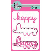 Pink & Main - Dies - Happy