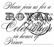 Magnolia Stamps - Prince & Princesses - Please Join Prince #956