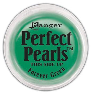 Perfect Pearls Pigment Powder - Forever Green
