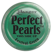 Perfect Pearls Pigment Powder - Festival Green