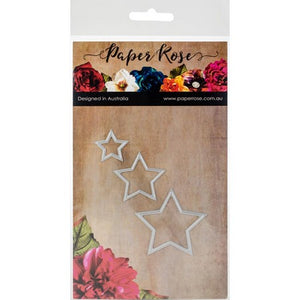 Paper Rose - Dies - Small Star