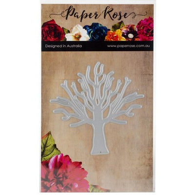 Paper Rose - Dies - Large Tree