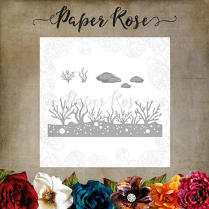 Paper Rose - Dies - Under The Sea Border