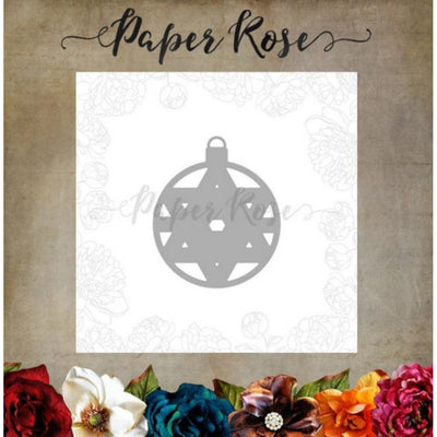 Paper Rose - Dies - Star Ornament Layer 3