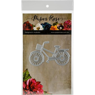 Paper Rose - Dies - Ladies Bike