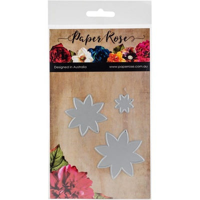 Paper Rose - Dies - Flower Set 4