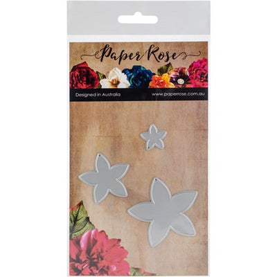Paper Rose - Dies - Flower Set 5