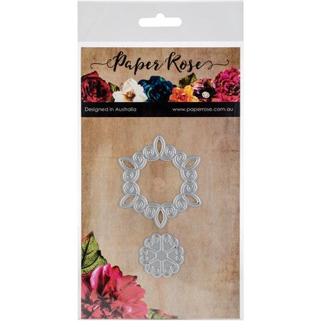 Paper Rose - Dies - Lacy Ornaments 2