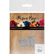 Paper Rose - Dies - Best Layered
