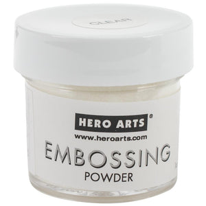 Hero Arts - Embossing Powder - Clear