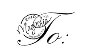 Magnolia Stamps - Raising The Ceiling Coll. - To #501