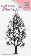 Nellie's Choice - Clear Stamps - Tree 2