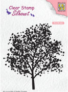 Nellie's Choice - Clear Stamp - Tree