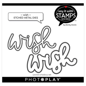 Photoplay - Dies - Wish