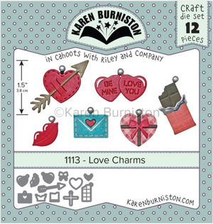 Karen Burniston - Dies - Love Charms