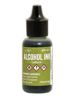 Tim Holtz - Alcohol Ink - Lettuce