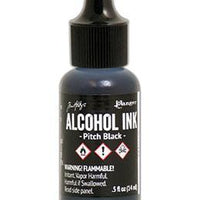 Tim Holtz - Alcohol Ink - Pitch Black