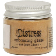 Distress - Embossing Glaze - Antique Linen