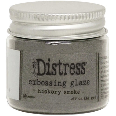Distress - Embossing Glaze - Hickory Smoke