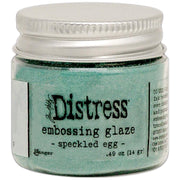 Distress - Embossing Glaze - Speckled Egg