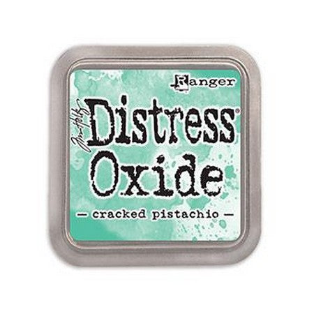 Distress Oxide Ink Pad - Cracked Pistachio