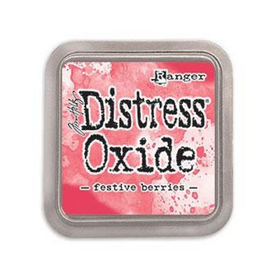 Distress Oxide Ink Pad - Festive Berries