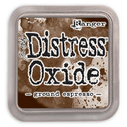 Distress Oxide Ink Pad - Ground Espresso