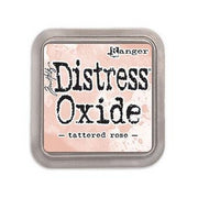 Distress Oxide Ink Pad - Tattered Rose