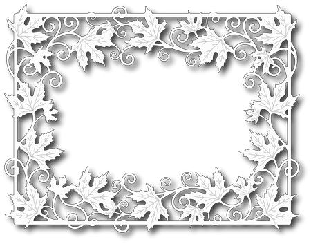 Tutti Designs - Dies - Maple Vine Frame
